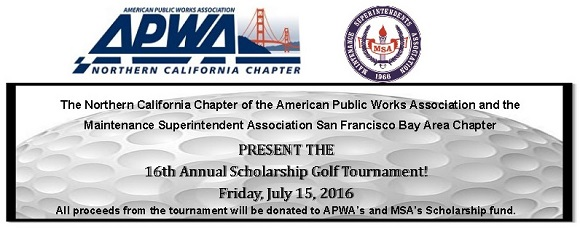 2016 Scholarship Golf Tournament - Save the Date
