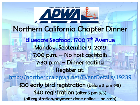 Join Us For Dinner in Seattle!